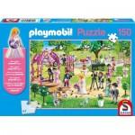 Puzzle   Playmobil - Wedding