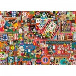 Puzzle   Shelley Davies - Vintage Board Games