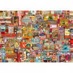 Puzzle   Shelley Davies - Vintage Handmade Items