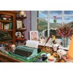Steve Read: At the Desk - Secret Puzzles