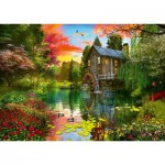 Puzzle   The Water Mill