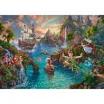 Puzzle   Thomas Kinkade, Disney - Peter Pan