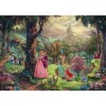 Puzzle   Thomas Kinkade - Disney, The Sleeping Beauty