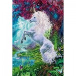 Puzzle   Unicorn in the Enchanted Garden