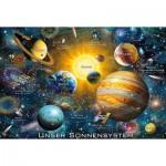 Puzzle   Unser Sonnensystem (in German)
