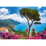Puzzle   View over the Amalfi Coast