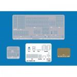 Puzzle  Schreiber-Bogen-4329 Cardboard Model: Lasercut detailset for Sloman Alstertor