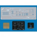 Puzzle  Schreiber-Bogen-4370 Cardboard Model: Lasercut detail set for Altmark