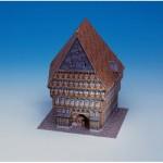 Puzzle  Schreiber-Bogen-556 Cardboard Model: Knochenhauer-Amtshaus - Hildesheim