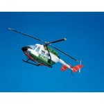 Puzzle  Schreiber-Bogen-574 Cardboard model: Eurocopter BK: 117