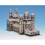 Puzzle  Schreiber-Bogen-578 Cardboard model: Maria Laach