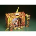 Puzzle  Schreiber-Bogen-589 Carton Model: Small nativity scene