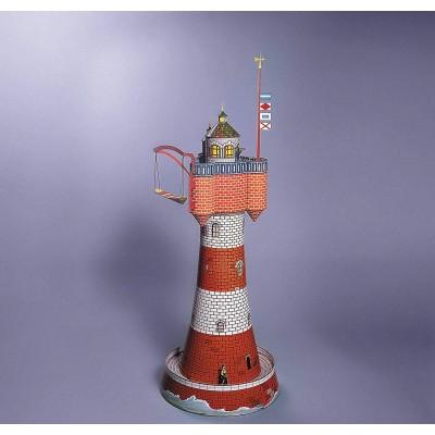 Puzzle Schreiber-Bogen-604 Cardboard model: Lighthouse