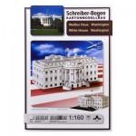 Puzzle  Schreiber-Bogen-613 Cardboard model: White House