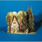 Schreiber-Bogen-620 Carton Model: Story Universe: Little Red Riding Hood