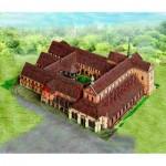 Puzzle  Schreiber-Bogen-636 Cardboard Model: Maulbroon Monastery