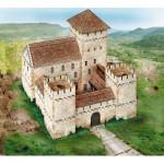 Puzzle  Schreiber-Bogen-637 Cardboard Model: Knight's Castle Rudolfseck