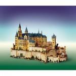 Puzzle  Schreiber-Bogen-643 Cardboard Model: Hohenzollern