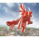 Schreiber-Bogen-647 Cardboard Model: Double-decker Aeroplane