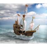 Puzzle  Schreiber-Bogen-648 Cardboard Model: The Columbus Ship Santa Maria