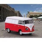 Puzzle  Schreiber-Bogen-661 Cardboard Model: VW-Bus