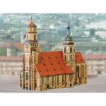 Puzzle  Schreiber-Bogen-664 Cardboard Model: Collegiate Church Stuttgart