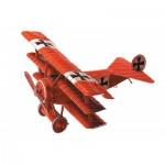 Puzzle  Schreiber-Bogen-666 Cardboard Model: Fokker DR I