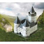 Puzzle  Schreiber-Bogen-667 Cardboard Model: Blankenstein Castle