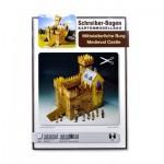Puzzle  Schreiber-Bogen-676 Cardboard Model: Medieval Castle