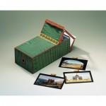 Puzzle  Schreiber-Bogen-677 Cardboard Model: Polyorama Panoptique