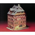 Schreiber-Bogen-680 Cardboard Model: Albrecht Dürer's House in Nuremberg