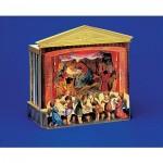 Puzzle  Schreiber-Bogen-684 Cardboard Model: Nativity Scenes