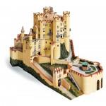 Puzzle  Schreiber-Bogen-685 Cardboard Model: Hohenschwangau Castle