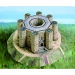 Puzzle  Schreiber-Bogen-691 Cardboard Model: Castel del Monte