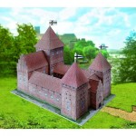 Puzzle  Schreiber-Bogen-694 Cardboard Model: Rotenfeld Castle