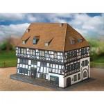 Puzzle  Schreiber-Bogen-702 Cardboard Model: Luther House in Eisenach