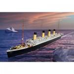 Puzzle  Schreiber-Bogen-705 Cardboard Model: Titanic