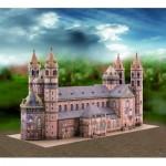 Puzzle  Schreiber-Bogen-706 Cardboard Model:  Worms Cathedral