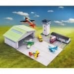 Puzzle  Schreiber-Bogen-708 Cardboard Model: Airport