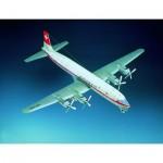 Puzzle  Schreiber-Bogen-70933 Cardboard Model: Douglas DC-7C