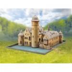 Puzzle  Schreiber-Bogen-710 Cardboard Model: Mespelbrunn Castle