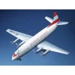 Puzzle  Schreiber-Bogen-71077 Cardboard Model: Vickers Viscount