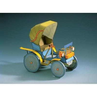Puzzle Schreiber-Bogen-71261 Cardboard Model: Decauville