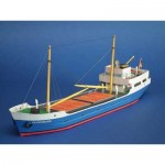 Puzzle  Schreiber-Bogen-713 Cardboard Model: Coaster Oldenburg