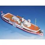 Puzzle  Schreiber-Bogen-71409 Cardboard Model: Danube Passenger Ship Franz Schubert