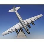 Puzzle  Schreiber-Bogen-71432 Cardboard Model: Focke Wulf FW 200 Condor