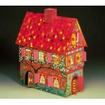Puzzle  Schreiber-Bogen-71806 Cardboard Model: Play House