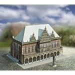 Puzzle  Schreiber-Bogen-720 Cardboard Model: Bremen Old Town Hall