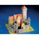 Puzzle  Schreiber-Bogen-72168 Cardboard Model: Steineck Castel