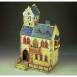 Puzzle  Schreiber-Bogen-72183 Cardboard Model: Medieval Town Hall